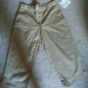 Ralph Lauren Sport Women's Crop Pants